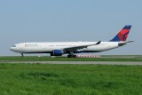 Delta Airbus A330-300 N815NW