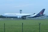 Brussels Airlines Airbus A330-300  OO-SFO