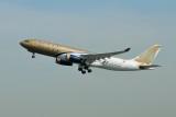Gulf Air Airbus A330-200 A9C-KD