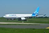 Air Transat Airbus A330-200 C-GTSI New colours