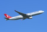 Turkish Airlines Airbus A330-300 TC-JOM