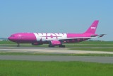 WOW Airbus A330-300 TF-GAY