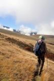 Steady hike