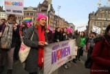 Woman March Amsterdam