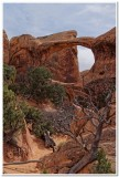 Arches NP, Top of Double O Arch