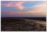 Dusk on the Oliphants, Kruger National Park