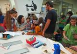 Pinat Teva - Nature Corner - August 2017 workshop