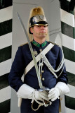 Sentinel Guard at Carmo Barracks