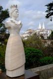 Sintra, Queen at Volta Duche
