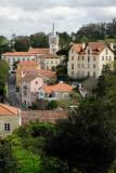 Sintra, Town Hall from Volta Duche