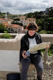Sintra, near the National Palace