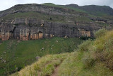 Drakensberg Mountains, Tugela Gorge Walk
