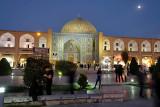 Esfahan, Masjed-e Sheikh Lotfollah in Nasqh-e Jahan Square