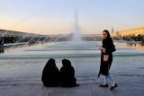 Esfahan, at Naqsh-e Jahan Square