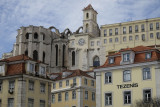 Carmo Convent from Rossio