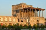 Esfahan, Ali Qapu Palace in Nasqh-e Jahan Square