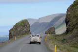 Road to Patreksfjordur