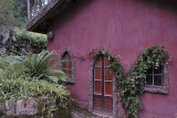 Chalet of Condessa D' Edla garden