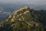 Castle of the Moors from Pena Palace