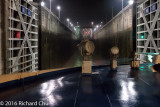 Three Gorges Dam Five-Step Ship Lock