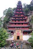 Shibaozhai Temple 2