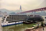 Disembarking Chongqing