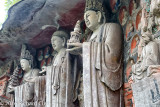 Dazu Rock Carvings 14
