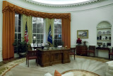Oval Office Reagan Library