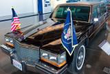 President Reagan's Limousine