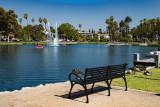 Echo Park Lake 6