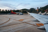 Landed At USM