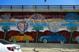 101 Freeway Mural