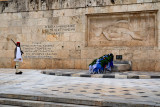 Tomb of the Unknown Soldier, Athens