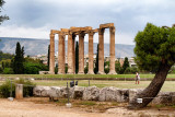 Temple of Olympian Zeus, Athens 2