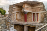 Crete Palace of Knossos 1