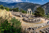 Tholos of Delphi 3
