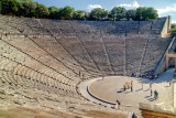 Epidaurus Ancient Theater 1