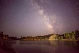 Legion Lake Milky Way
