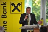 Grußworte des Pittener Bürgermeisters Helmut Berger