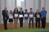 Stuyvesant High School Toshiba Exploravision Regional Winners 2017-04-04