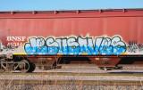 Graffiti Messages of Revelation?