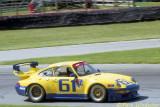 12TH 6-GT3 SCOTT BRUNK/KEITH FISHER Porsche 964 Carrera Cup