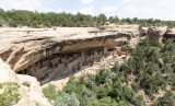 A visit to Mesa Verde National Park and the fire that started while I was there.