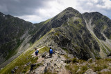 2017 ☆ West Tatras ☆ Predny Salatin up to Pachol'a and down Spalena Valley (Slovakia)