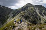 2017 ☆ West Tatra ☆ Predny Salatin up to Pachol'a and down Spalena Valley (Slovakia)