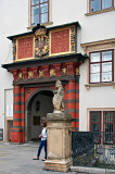 The Hofburg - Swiss Gate
