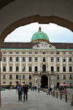 The Hofburg - St. Michael Wing