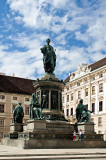The Hofburg - Statue Of Francis I
