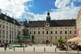 The Hofburg - Inner Castle Court