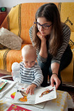 Reading Books With Auntie
